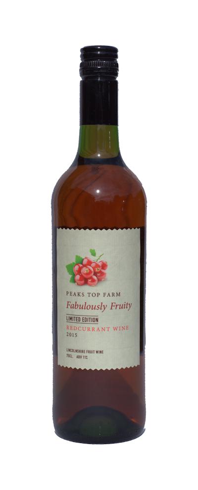 Redcurrant Wine