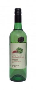 Rhubarb Wine